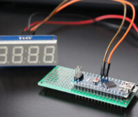 SDA and SCL on Arduino Nano