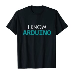 I know arduino